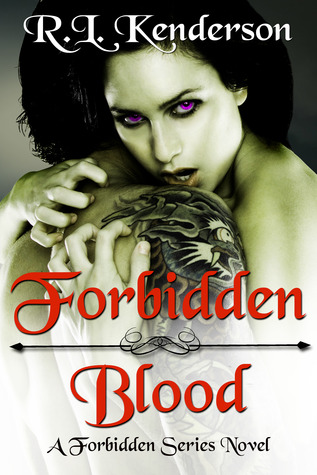 Review: Forbidden Blood by R.L. Kenderson