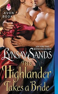 cover the highlander takes a bride by lynsay sands