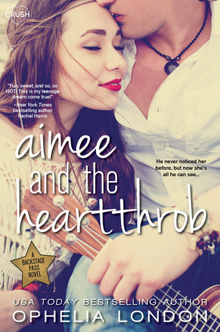 Early Review: Aimee and the Heartthrob by Ophelia London (Blog Tour & Giveaway)