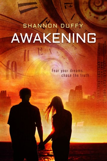 Guest Post: Top Ten Things That Scare Me the Most by Shannon Duffy, Author of Awakening (Blog Tour & Giveaway)