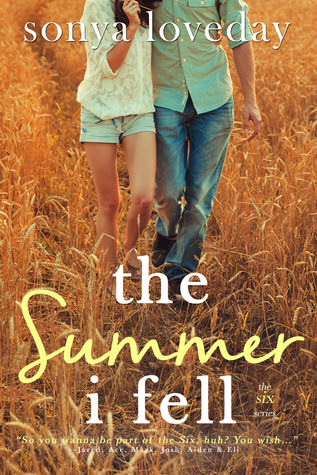 Review: The Summer I Fell by Sonya Loveday