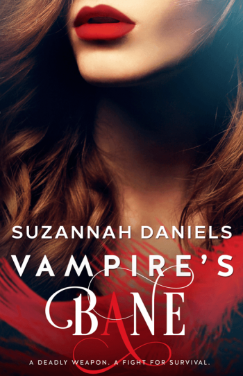 Excerpt & Giveaway: Vampire's Bane by Suzannah Daniels (Book Blitz)