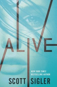 cover alive by scott sigler