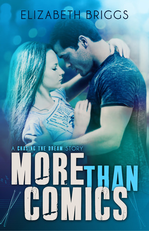 Review: More Than Comics by Elizabeth Briggs