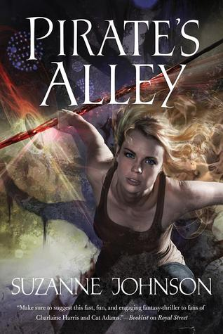 Review: Pirate's Alley by Suzanne Johnson (Blog Tour & Giveaway)