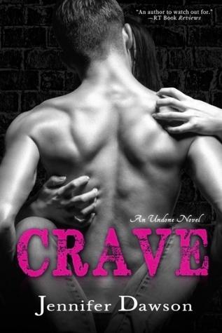 Review: Crave by Jennifer Dawson (Blog Tour & Giveaway)
