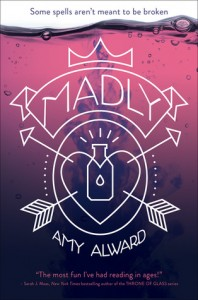 cover madly by amy alward