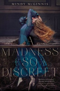 cover madness so discreet by mindy mcginnis