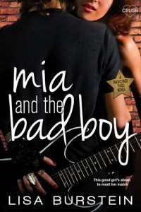 cover mia and the bad boy by lisaburstein