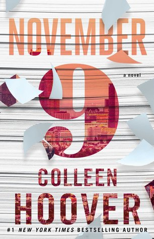 cover november 9 by colleed hoover