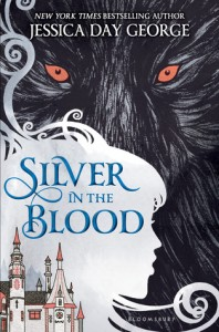 cover silver in the blood by jessica george