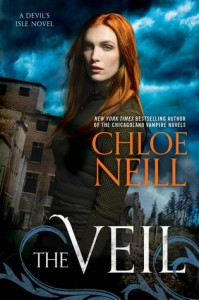 cover the veil by chloe neill