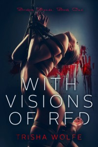cover with visions of red by trisha wolfe