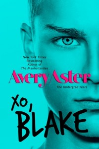cover xo, blake by avery aster