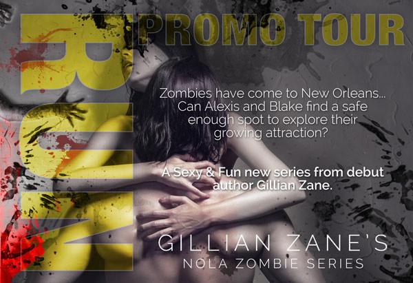 Review: Run by Gillian Zane (Blog Tour & Giveaway)