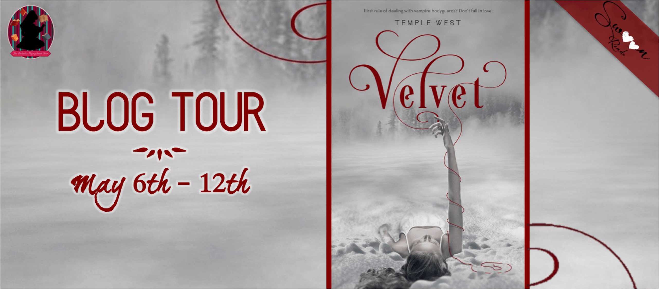 Early Review & Giveaway: Velvet by Temple West (Blog Tour)