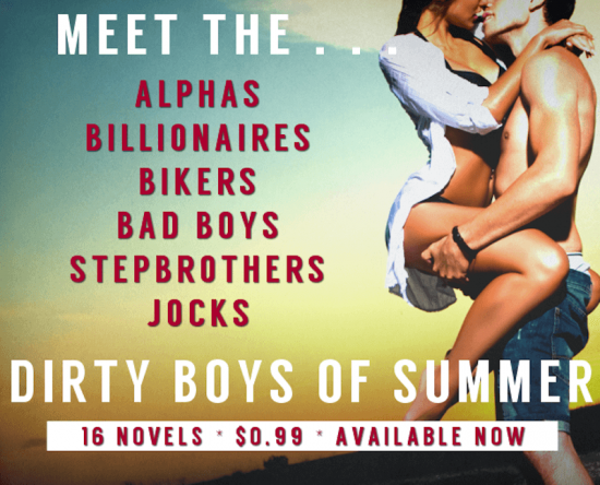 Teaser Dirty Boys of Summer