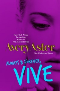 cover always and forever, vive by avery aster