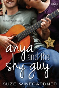 cover anya and the shy guy by suze winegardner
