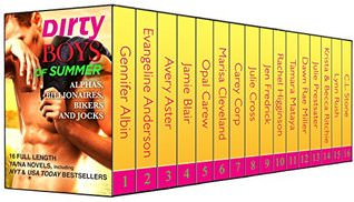 Playlist & Giveaway: Dirty Boys of Summer: Alphas, Billionaires, Bikers, and Jocks
