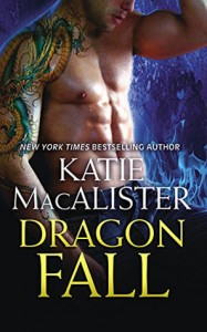 cover dragon fall by katie macalister