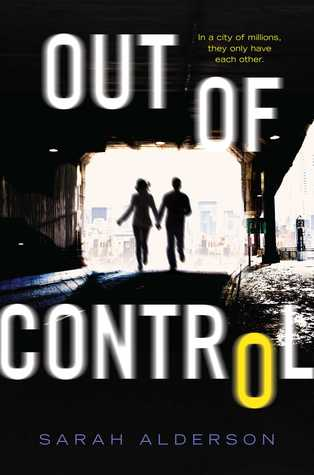 Review: Out of Control by Sarah Alderson (Blog Tour & Giveaway)