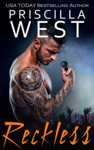 cover reckless priscilla west