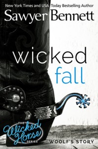 cover wicked fall by sawyer bennett