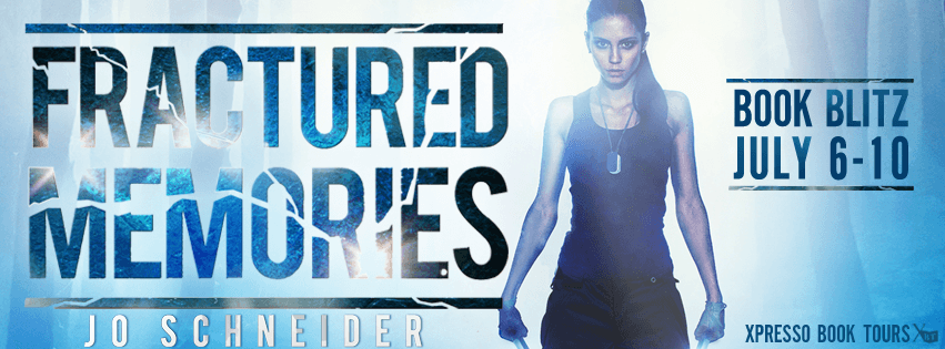 Q&A and Giveaway: Fractured Memories by Jo Schneider (Book Blitz)
