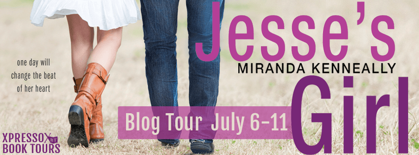 Early Review: Jesse's Girl by Miranda Kenneally (Blog Tour & Giveaway)