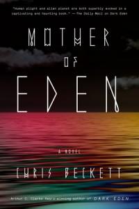 cover mother of eden by chris beckett