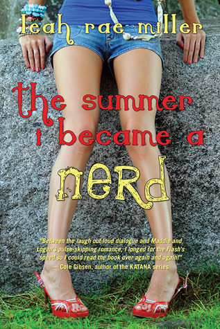 Review: The Summer I Became a Nerd by Leah Rae Miller