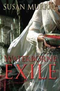 cover waterborne exile by susan murray