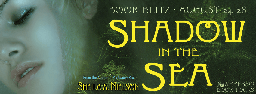 Excerpt & Giveaway: Shadow in the Sea by Sheila A. Nielson (Book Blitz)