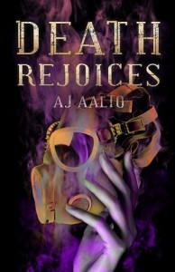 cover death rejoices by aj aalto