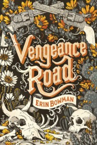 cover vengeance road by erin bowman