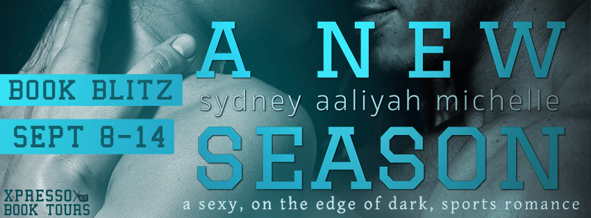 Excerpt & Giveaway: A New Season by Sydney Aaliyah Michelle (Book Blitz)