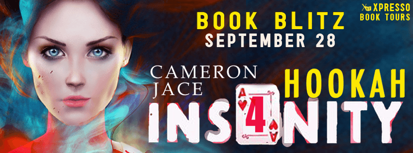Excerpt & Giveaway: Hookah by Cameron Jace (Book Blitz)