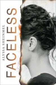 cover faceless by alyssa sheinmel
