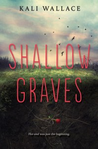cover shallow graves by kali wallace