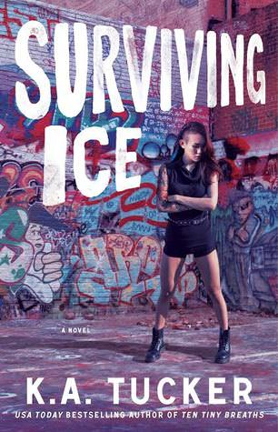 Release Day Review: Surviving Ice by K.A. Tucker
