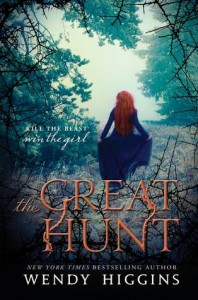 cover the great hunt by wendy higgins