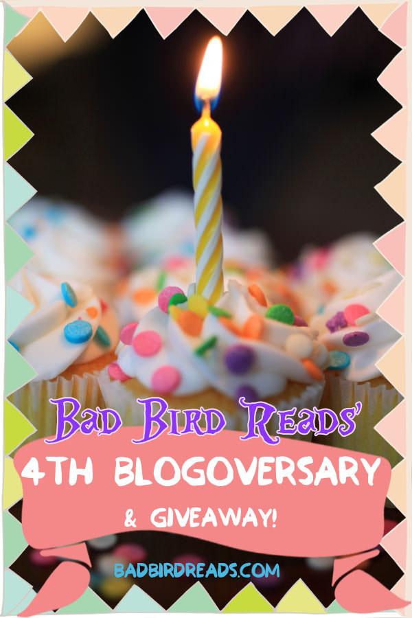 4 year Blogoversary