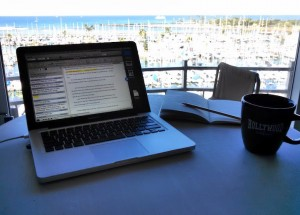 5. Desk With A View