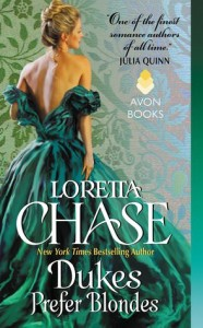 cover dukes prefer blondes by loretta chase