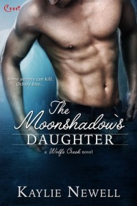cover the moonshadow's daughter by kaylie newell