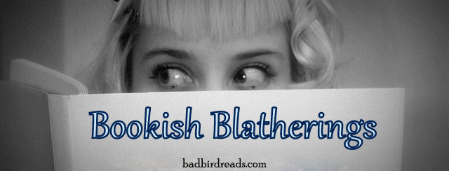 Bookish Blatherings banner 3