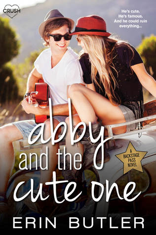 Review: Abby and the Cute One by Erin Butler (Giveaway)