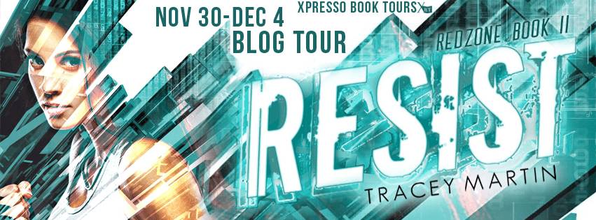 Review: Resist by Tracey Martin (Blog Tour & Giveaway)