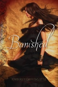 cover banished by kimberley little